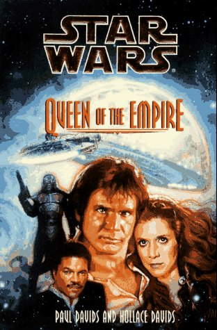 Queen of the Empire (Star Wars: Jedi Prince, Book 5)