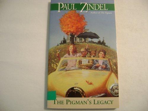 9780553169379: The Pigman Legacy