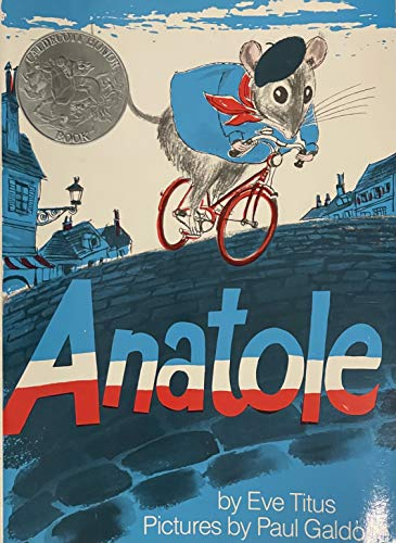 9780553169911: Anatole