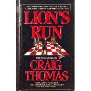 9780553171419: Lion's Run