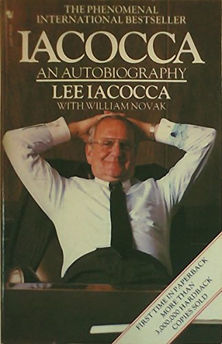 9780553171839: Iacocca: An Autobiography