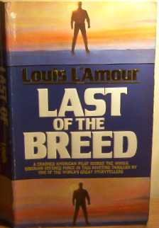 9780553173864: Last of the Breed
