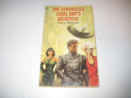 9780553173956: The Stainless Steel Rat's Revenge