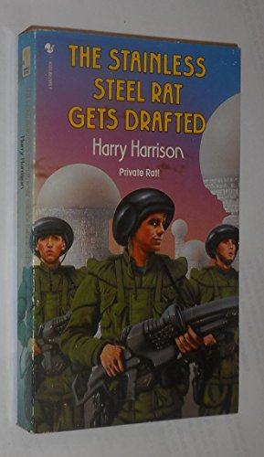 The Stainless Steel Rat Saves the World: Harrison Harry