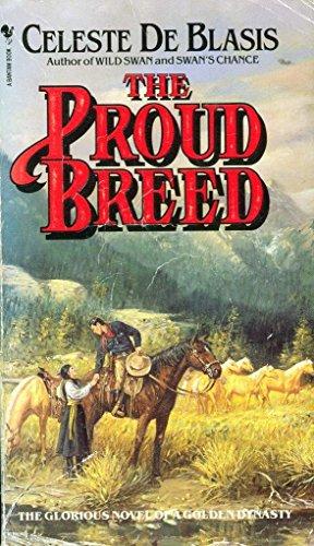 9780553174496: Proud Breed