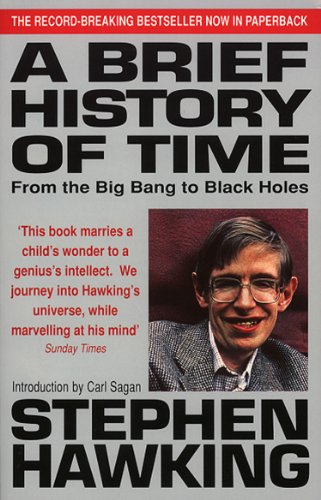 9780553175219: A Brief History Of Time: From Big Bang To Black Holes: From the Big Bang to Black Holes
