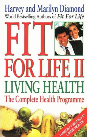 9780553175820: Fit for Life II: Living Health