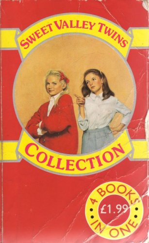 9780553176131: Sweet Valley Twins Collection (4 Books in One): The New Girl - Three's a Crowd - First Place - Against the Rules
