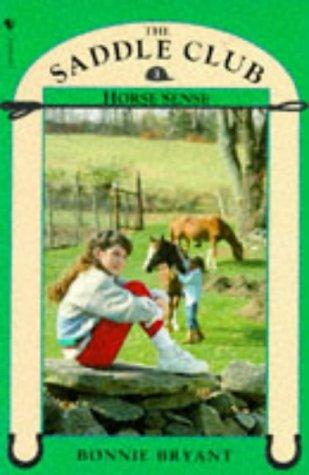 9780553176520: Saddle Club Book 3: Horse Sense