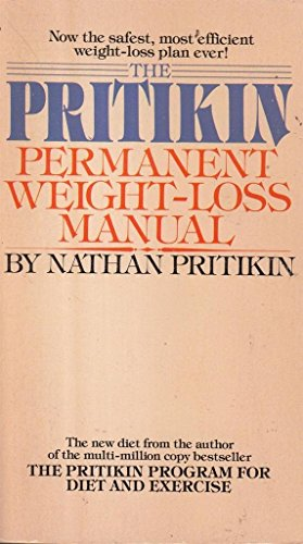 9780553177787: The Pritikin permanent weight-loss manual