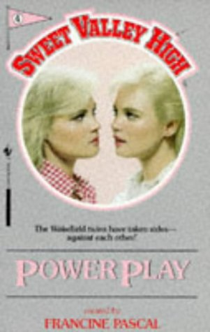 Power Play (Sweet Valley High): William, Kate