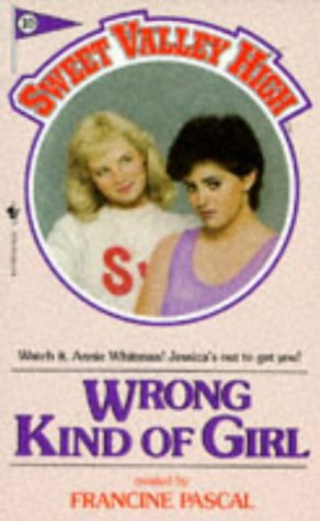 Wrong Kind of Girl (Sweet Valley High): William, Kate