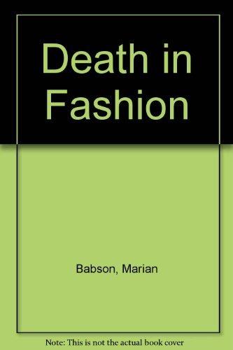9780553185072: Death in Fashion