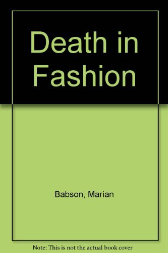 9780553185072: Death in Fashion