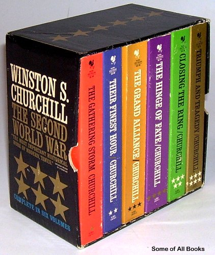 9780553186130: The Second World War (Boxed Set) by Winston S. Churchill (1981-11-01)