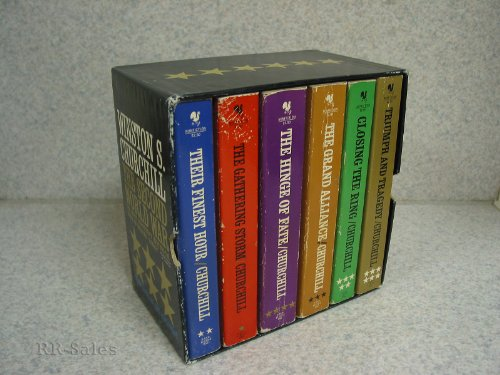9780553186130: The Second World War (Boxed Set)