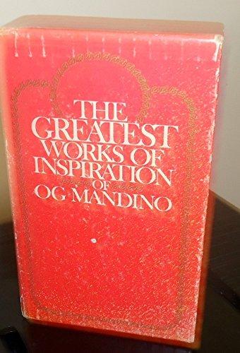 9780553186178: The Greatest Works of Inspiration of Og Mandino (Boxed Set)