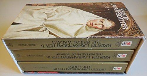 9780553186185: Kristin Lavransdatter Trilogy