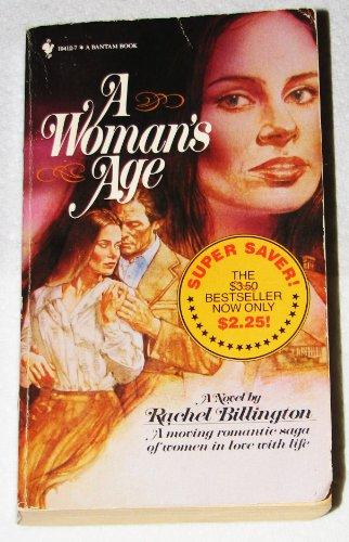 9780553194128: A WOMAN'S AGE