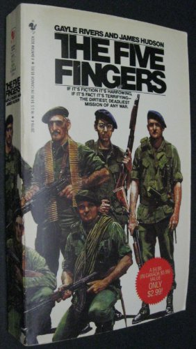 9780553196528: Five Fingers, The