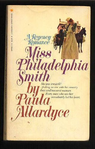 9780553197563: Miss Philadelphia Smith