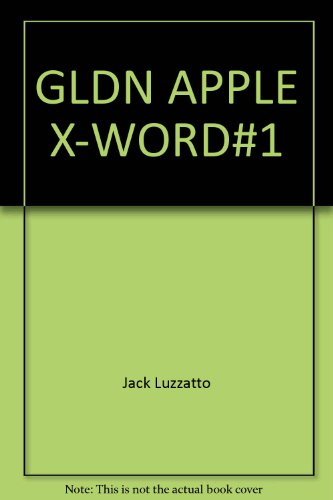 The Golden Apple Crossword 1, 2, 3, 4, 5, 6, 7, 8 (Previously published as The Bantam Crossword ...