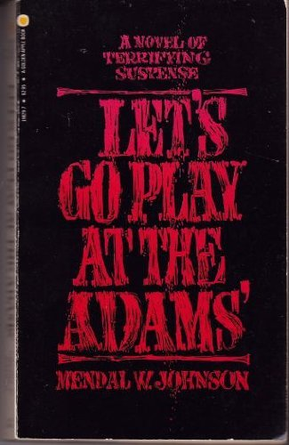 9780553198294: Let's Go Play at the Adams'