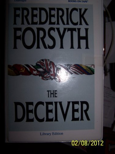 The Deceiver (0553199714) by Frederick Forsyth