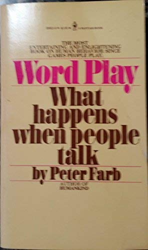 Word Play (0553200216) by Peter Farb