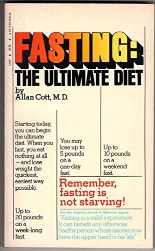 9780553200652: Fasting: The Ultimate Diet