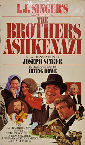 9780553201055: The Brothers Ashkenazi