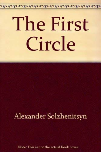 9780553201277: The First Circle