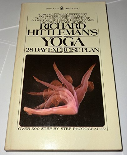 9780553201529: Richard Hittleman's Yoga 28 Day Exercise Plan
