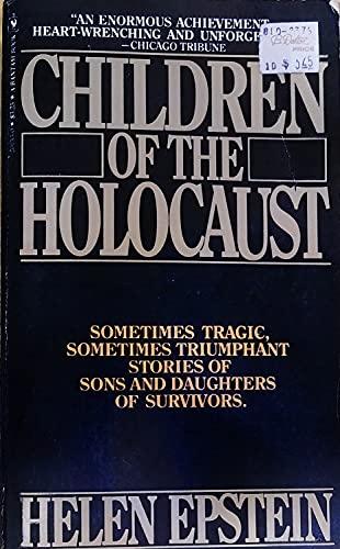 9780553201536: Chidlren of the Holocaust