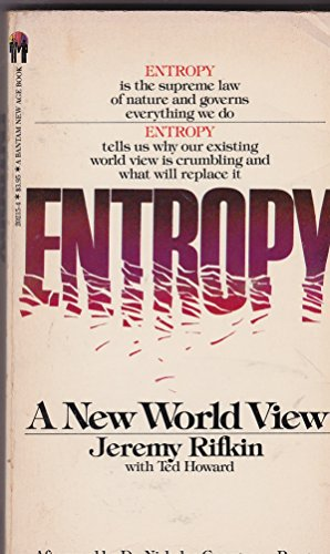 9780553202151: Entropy: A New World View
