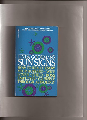 Linda Goodman's Sun Signs (0553202294) by Goodman, Linda