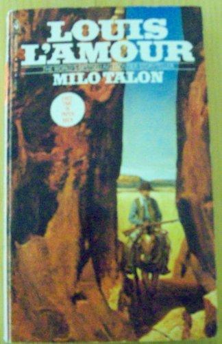 9780553202700: Milo Talon