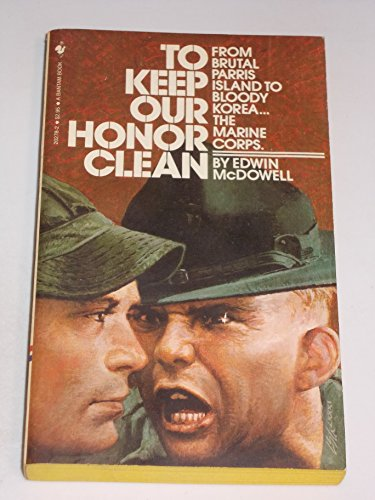 9780553202786: To Keep Our Honor Clean