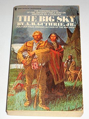 9780553203639: The Big Sky