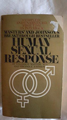 Human Sexual Response: Virginia E. Johnson;