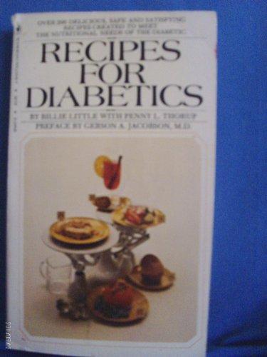 9780553204476: Recipes For Diabetics