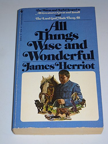 All Things Wise and Wonderful (0553204572) by James Herriot