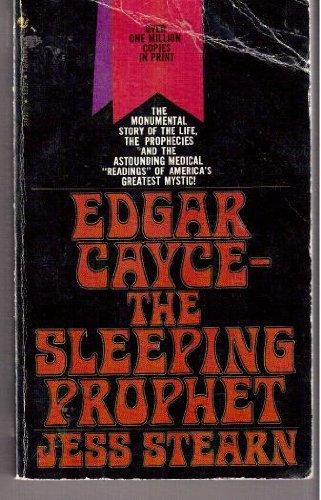 9780553205114: Edgar Cayce: The Sleeping Prophet