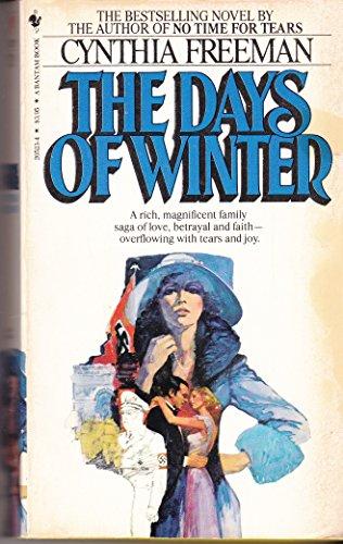 Days of Winter: Cynthia Freeman