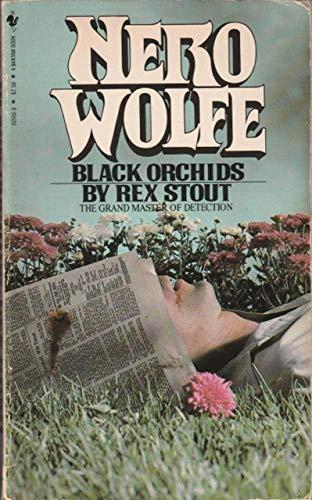 Black Orchids: A Nero Wolfe: Stout, Rex
