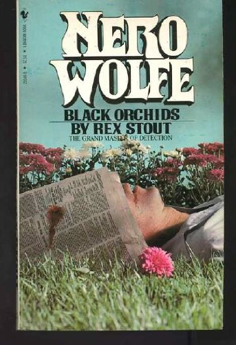 9780553205664: Black Orchids: A Nero Wolfe