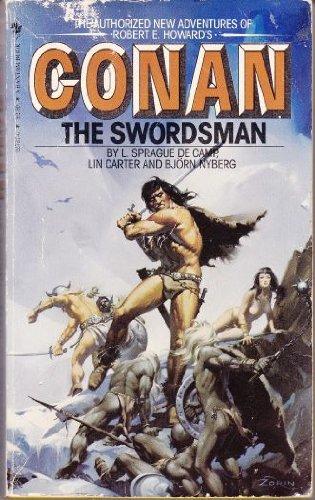 9780553205824: Conan the Swordsman