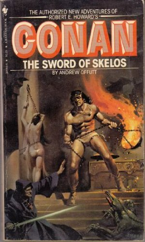 9780553205848: Conan the Sword of Skelos