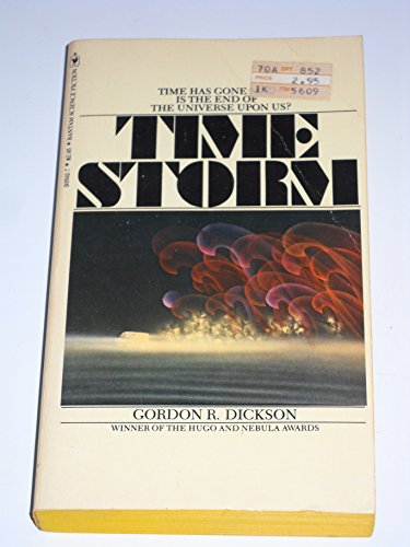 9780553205923: TIME STORM
