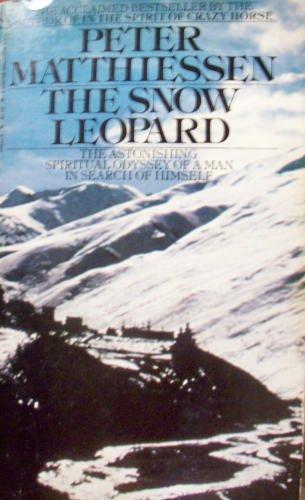 The Snow Leopard (0553206516) by Matthiessen, Peter